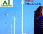 Cột Đèn Chiếu Sáng Cao Áp Tại Ninh Thuận