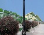 Trụ Đèn Chiếu Sáng Sân Vườn Tại Quảng Nam