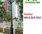 Trụ Đèn Chiếu Sáng Sân Vườn Tại TP. Đà Nẵng