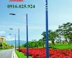 Trụ Đèn Chiếu Sáng Cao Áp Tại Bình Thuận