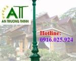 Cột Đèn Trang Trí Sân Vườn Tại Hậu Giang