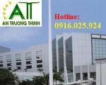Cột Đèn Pha Đa Giác Tại Bình Định